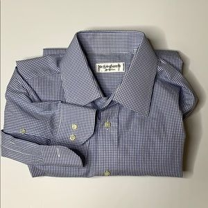 Yves Saint Laurent NWOT size 17 1/2 dress shirt